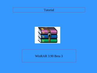 Tutorial_WinRAR.ppt