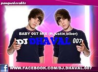 Baby (ft. Justin biber) 007 MIX BY DJ DHAVAL 007.mp3