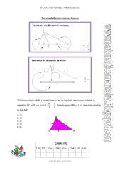 Lista 26-Teorema da BISSETRIZ Int. e Externa - Prof. Alessandro Monteiro.pdf