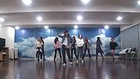Girls' Generation SNSD - Mr Taxi dance practice video_(360p).flv