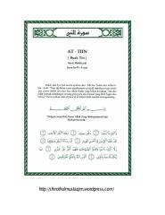 tafsir ibnu katsir surat at tiin.pdf