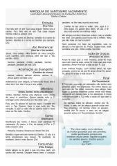 missa da catequese - 13 de junho de 2010 - folheto.doc