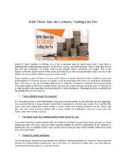 With These Tips Do Currency Trading Like Pro.pdf