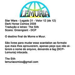 Star Wars - Legado 31 - Vetor parte 12 (de 12) (DCP-Lemuria).cbr