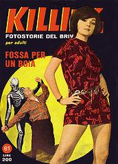 (Ebook ITA Fumetti) Killing 061 Fossa Per Un Boia.cbr