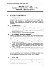 spek pembuatan sumur bor dangkal (revisi).doc