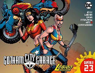 Gotham City Garage #23.cbr