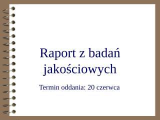 raport.ppt