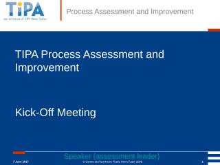 T14_PRE_Assessment_Kickoff_Meeting_EN_ITILv2_v1.2.ppt