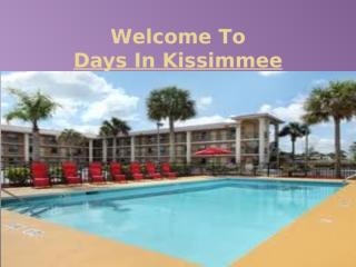 Days In Kissimmee.pptx